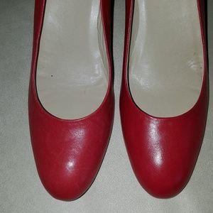 Prevata red heels 8.5AAAA